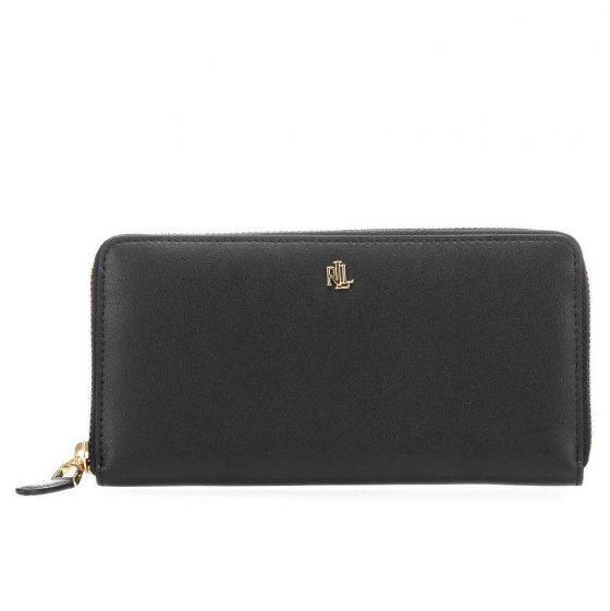 lauren ralph lauren dryden wallet black 432 754176 010 31