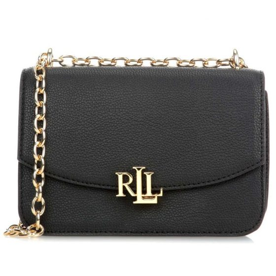 lauren ralph lauren elmswood madison shoulder bag black 431 746226 001 31
