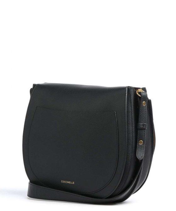 coccinelle arpege crossbody bag black e1igf120101 919 32