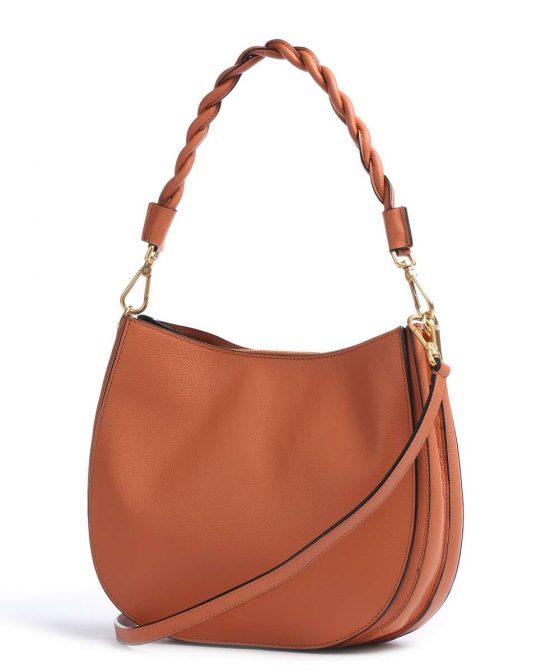 coccinelle arpege hobo bag amber e1igf150101 584 32