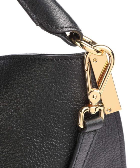 coccinelle estelle hobo bag black e1i3a130201 001 34