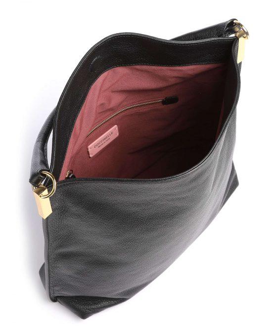 coccinelle estelle hobo bag black e1i3a130201 001 35