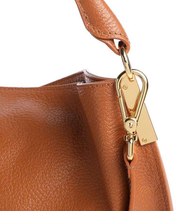 coccinelle estelle hobo bag caramel e1i3a130201 w03 34