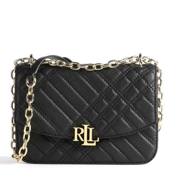lauren ralph lauren elmswood madison shoulder bag black 431 829877 009 31