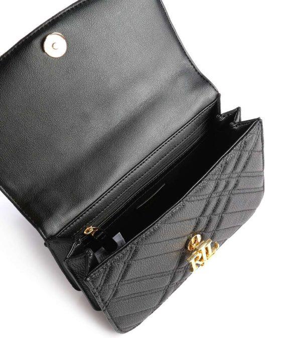 lauren ralph lauren elmswood madison shoulder bag black 431 829877 009 35