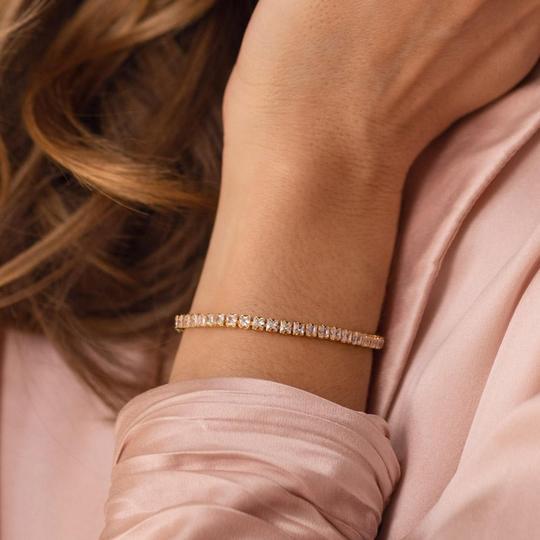Zara Bracelet Crystal 52668d2d 1a2a 4a89 b6f5